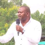 Chaos in Matungu As Former Sports Cabinet Secretary Rashid Echesa Slaps an I. E. B. C Official