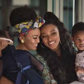 Cute Mzansi Celebrity Besties Serving Us Major Friendship Goals!