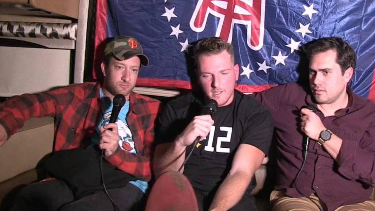 Pat McAfee Chips in to the Barstool Fund – @PatMcAfeeShow @stoolpresidente