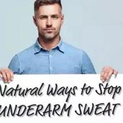5 Tips That Could Stop Excessive Sweaty Underarms.