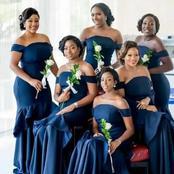 21 bridesmaid's dress ideas