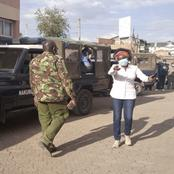 Drama in Nakuru as UDA Agents Chases Police Away After Invading Their Meeting