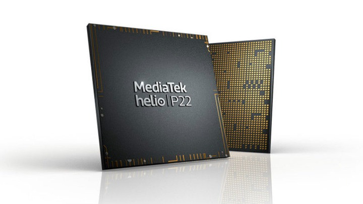 Mediatek Helio P22 chipset