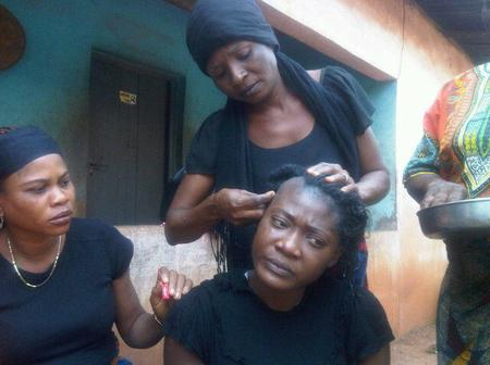See Out 4 Nollywood Actors Paid Millions To Shave Their Hair For A Movie Role