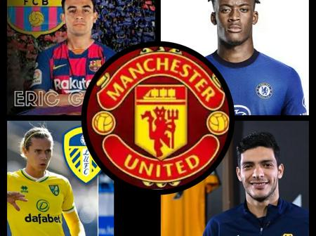 UPDATE: New Striker Agrees Two-Year Deal With Manchester United, Chelsea Reject 70m Bid From Bayern