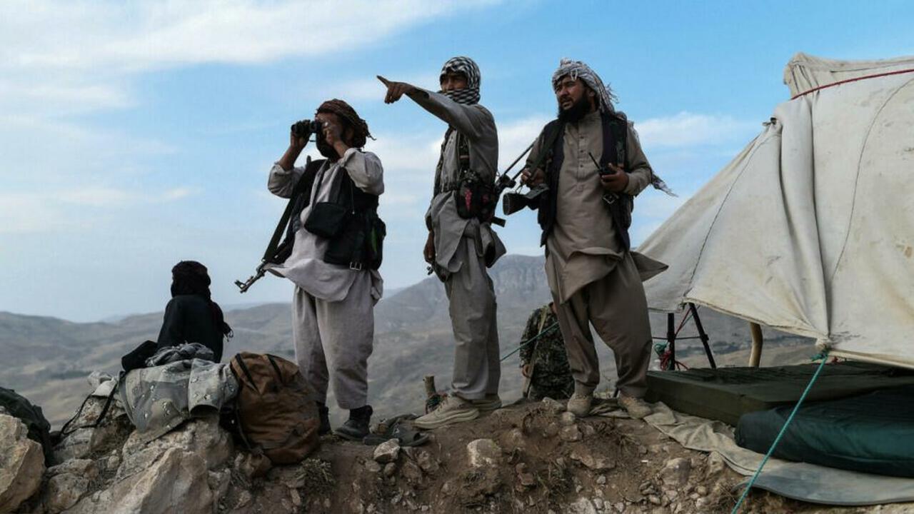Afghanistan : les États-Unis poursuivront leurs frappes si l'offensive des Taliban continue