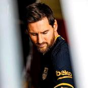 Barcelona boss Koeman admits Lionel Messi isn't at his best yet