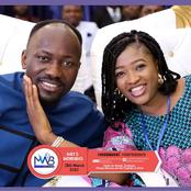 Meet Apostle Suleman's beautiful wife, Dr. Lizzy Suleman