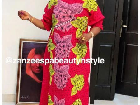 Ankara Maxi Gown Styles Ideas For Mothers