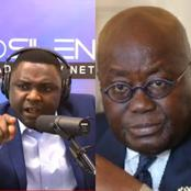 I Will Say It: Akufo-Addo Was Not Even Happy Himself - Kelvin Taylor Boldly Speaks Out
