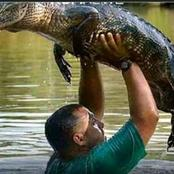 After She Cheated On Me With A Pastor, I Turned Her Into A Crocodile - Fiction