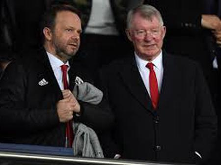 Manchester United CEO, Ed Woodward Deserves Some Credit For The Performance Of The Team This Season.