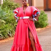 Have You Seen Mangcobo From Uzalo Without A Weave She's Beautiful, See Her Latest Pictures