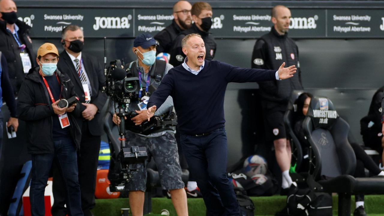 CPFC: Fans react to Steve Cooper update