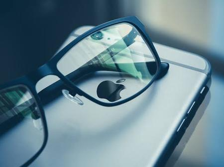 The Apple augmented reality glasses