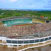 Top Five Stadiums In Ghana [Pictures]