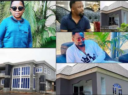 Check out the luxurious mansion built by these three Nollywood celebrities (photos).