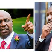 Disagreement Looming In One Kenya Alliance? See What Wiper Now Demands Which is Opposite of Others