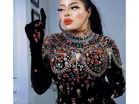 Bobrisky Bragged That She Has Sprayed #5Million In A Party