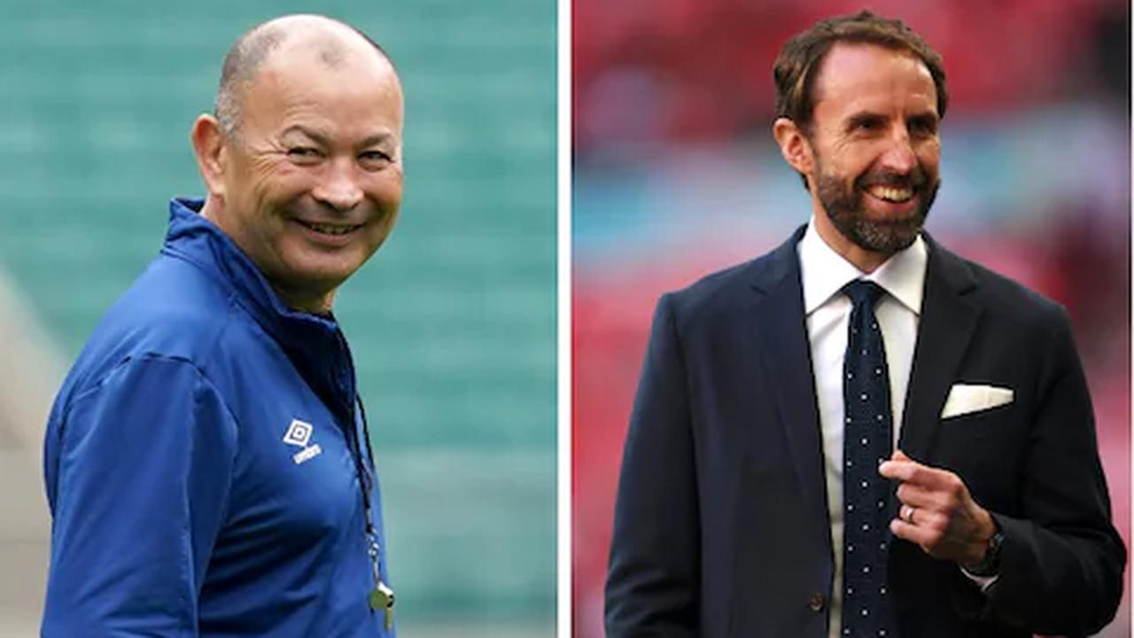 Given Eddie Jones and Gareth Southgate's strong relationship, expect changes for Euro 2020 final