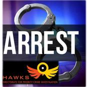 Another good job by the Hawks after this arrest