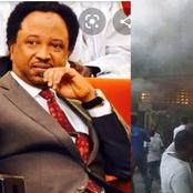 Days After Katsina Market Fire Donations, See What Shehu Sani Said That Got People Talking