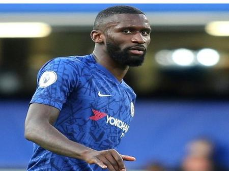SPORTS: Why Everton Turned Down The Chance To Sign Rudiger