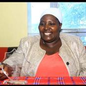 Meet Elizabeth Nyambere's Mother (Photo)