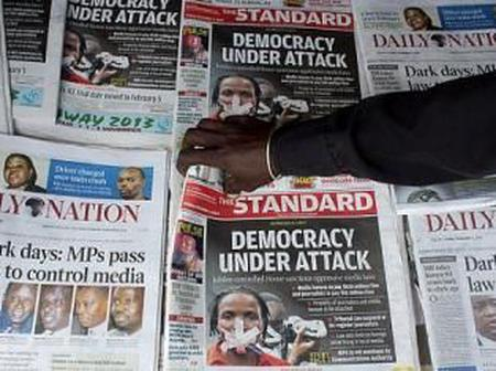 Newspapers Headline Review: The Little Known Side Of Kenyatta, Raila And Ruto Question