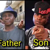 Photos Of Late Dagrin's Parents And His Brother Who Is A Musician