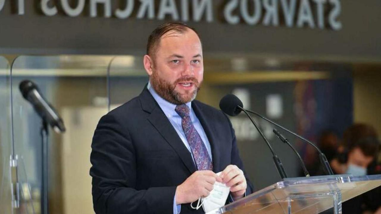 NYC Council Speaker Corey Johnson gets firefighters union endorsement in comptroller race