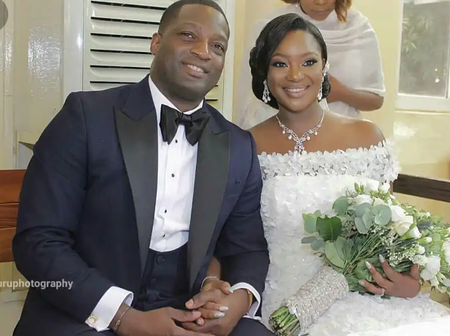 Meet Daughter Of The First Executive Governor Of Ekiti State, And Her Charming Husband