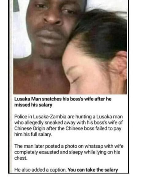 0cef4db61e1273f89916123adc913ea1?quality=uhq&resize=720 - Social Media Users React After A Man Reportedly Snatches His Boss's Wife For Failing To Pay His Full Salary