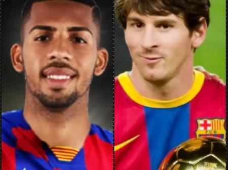 Which Player Do You Prefer: Lionel Messi Or Matheus Fernades?