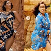 These pictures will show you Juliet Ibrahim is one of the most beautiful actresses in Africa
