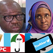 Today's Headlines: Obaseki Fires Back At Minister, APC fires Back At PDP Over Twitter Headquarters