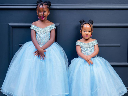 'Urembo Galore' Diana Marua Shares Photos And Videos Of Her Daughters, Netizens React
