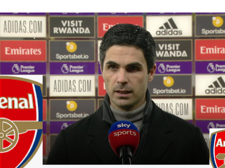 Mikel Arteta- 'Arsenal Heading In Right Direction'