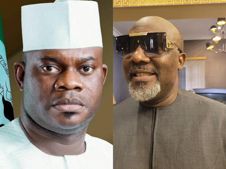 Senator Dino Melaye makes a damning allegation against his State Governor, Yahaya Bello.