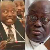 Pressure Mounts On President Akufo-Addo As Martin Amidu Bursts The Bubble Around Him