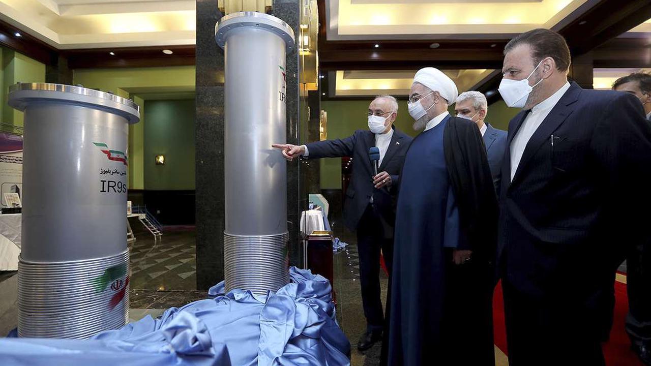 Iran, U.S. signal nuclear talks will resume despite alleged Israeli attack