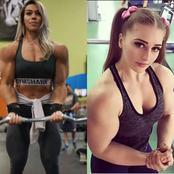 Stunning Photos of Female Bodybuilders
