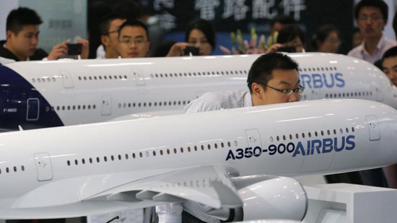 Airbus: dévoile ses ventes d'avions du mois d'avril