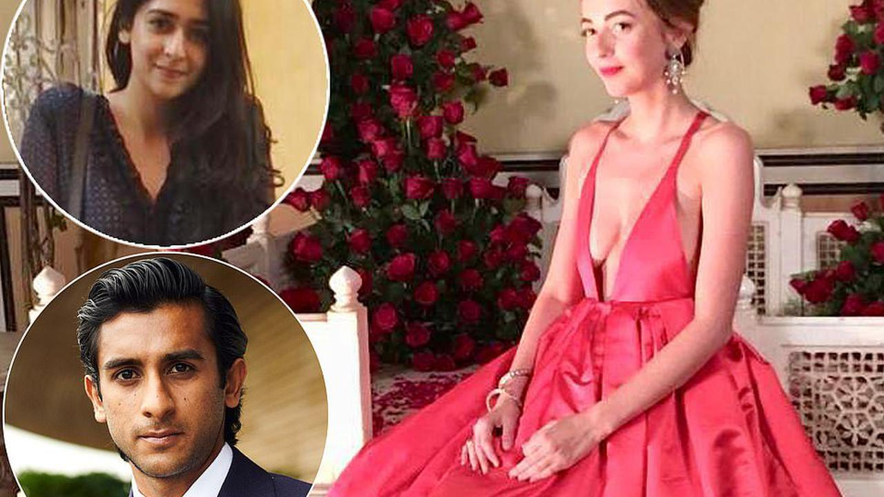 The most glamorous royal family you've NEVER heard of! Meet the VERY glossy posse at Japiur's palace from the King, 23, worth £500 million who's modelled for D&G to his fashion designer sister
