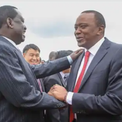 We Warned Uhuru Against Working With Raila Odinga Says a Prominent Mount Kenya Leader
