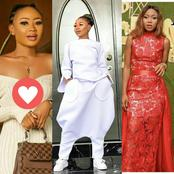 (35+ Photos) She Disappointed Critics, Check Out These Akuapem Polo Decent Styles That Got Fans Talk
