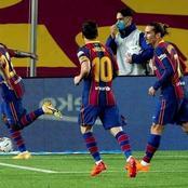 Le Fc Barcelone de Lionel Messi ne fait qu'une bouchée de Villarreal !