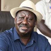 """Look For DP Ruto"" MP Asks Raila Not To Start Doing This After Talks of His Fallout With Uhuru"