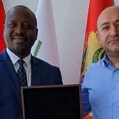 Grand ami de G.Soro, un Turc vole au secours du fils du décapité de Daoukro
