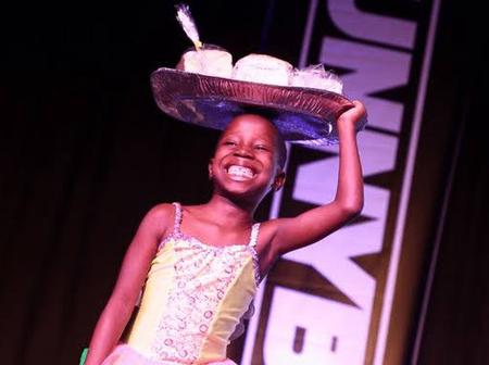 Checkout Throwback Pictures of the Popular YouTube Child Comedian, Emmanuella Samuel.